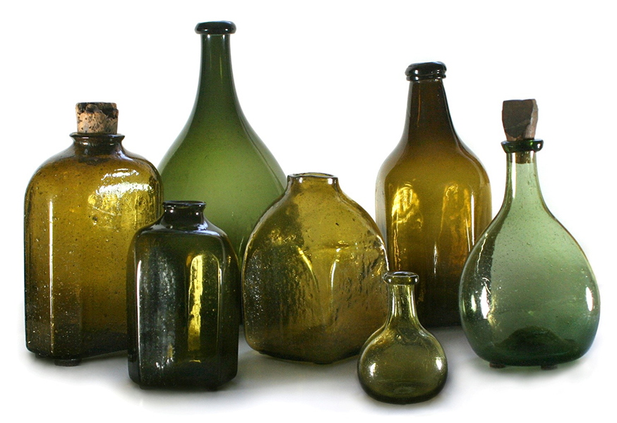 Article… Early American Utility Bottles